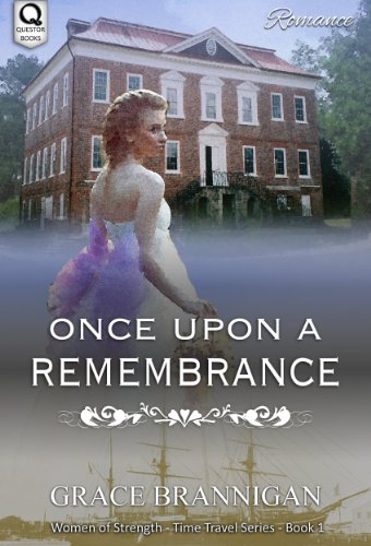 <strong>4.7 Stars for Grace Brannigan's <em>ONCE UPON A REMEMBRANCE</em> - It's Our Brand New Romance Book of The Week & Sponsor of Free Romance Titles</strong>