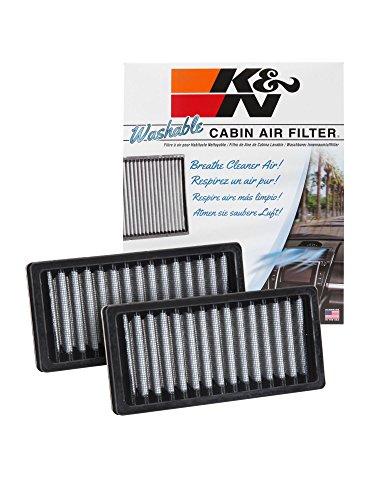 K&N VF1010 Cabin Air Filter