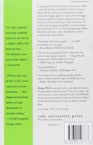 Why globalization works (Yale Nota Bene)