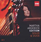 Martha Argerich Edition: Solo Duo Piano