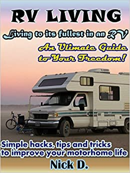 Fantastic Amazoncom RV Living Living To Its Fullest In An RV An