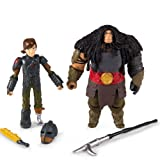 DreamWorks Dragons: How to Train Your Dragon 2 - Viking Warrior Two Pack - Hiccup vs Drago - Toy