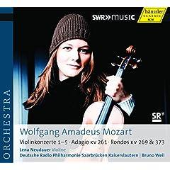 Violin Concerto No. 3 in G Major, K. 216: III. Rondeau: Allegro
