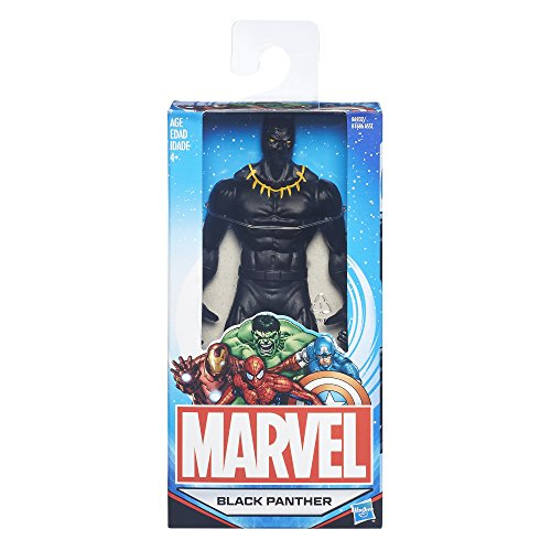 MARVEL HASBRO ACTION FIGURE BLACK PANTHER 15 CM B6932