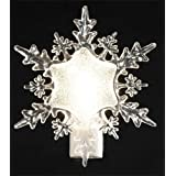 Abby Press Roman Inc Beaded Christmas Snowflake Nightlight (165135) at Sears.com
