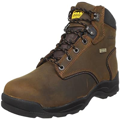 "LaCrosse Men's 6"" Quad Comfort 4X6 HD Plain Toe Work Boot"