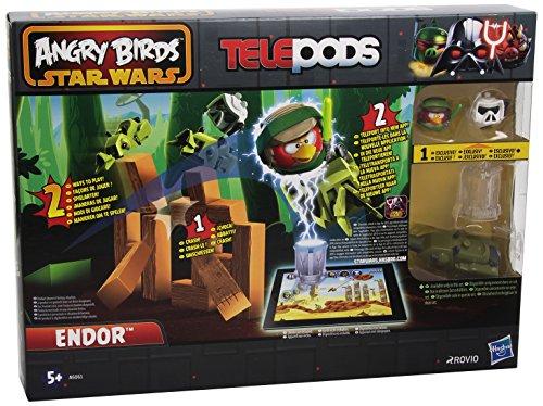 Hasbro A60 Angry Birds Star Wars Telepods Lanciatore di Veicoli, Modelli Assortiti