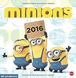 Minions Posterkalender 2016 quadratisch