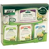 Aleva Naturals Bamboo Baby Gift Set (Pack Of 4)