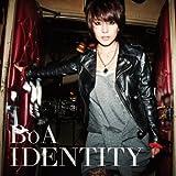 BoA CD 「IDENTITY (DVD付)【ジャケットA】」