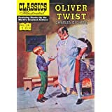 Oliver Twist (Classics Illustrated)by Charles Dickens
