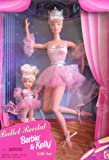 Ballet Recital BARBIE & KELLY Doll Gift Set (1997)