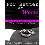 For Better or Worse (BWWM Billionaire Romance): Whirlwind ~ Jasmine Garner