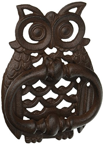 Esschert-Design-Owl-Door-Knocker