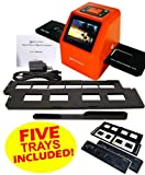 Wolverine F2D20 20 MP 35mm SLIDES and NEGATIVES to Digital Image Converter (Includes 5 Total Trays: 4 Silde Trays & 1 Negative Film Tray) 110V-220V
