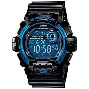 G-shock X-large 8900 G-8900a-1 Mens