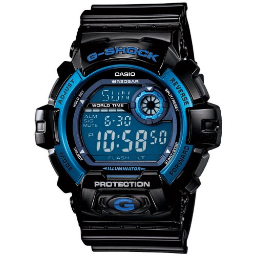 G-SHOCK X-LARGE 8900 G-8900A-1 MENS Sports BLACK