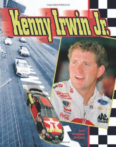 Kenny Irwin, Jr. (Race Car Legends)