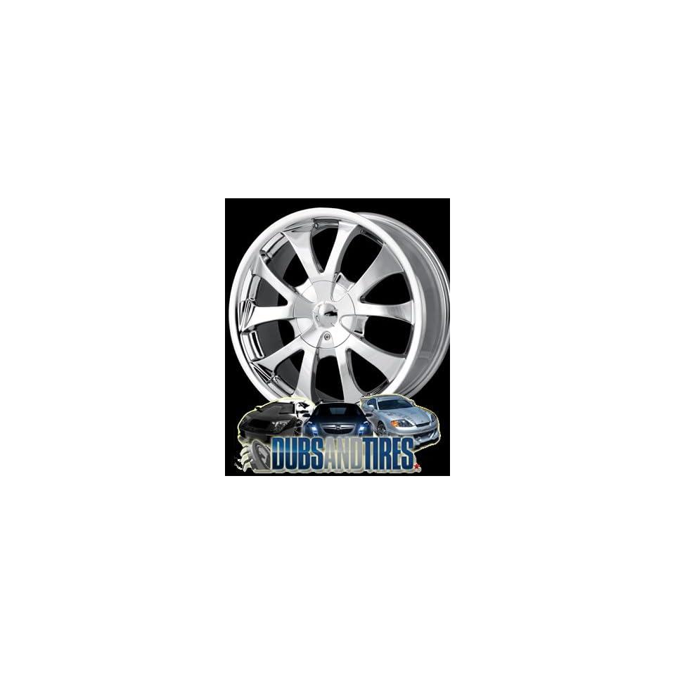 17 Inch 17x7 Ion Alloy wheels STYLE 121 Chrome wheels rims