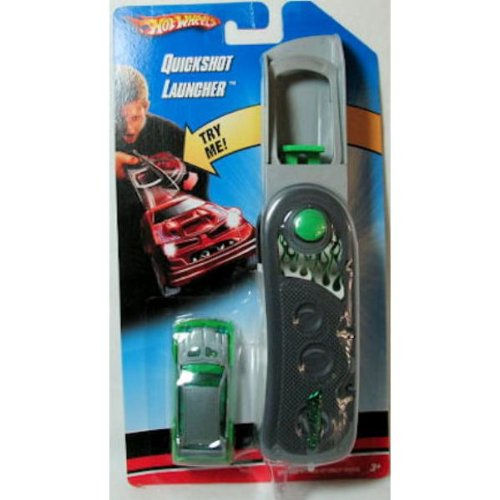 Hot Wheels Quick Shot Launcher - 1
