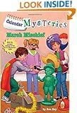 Calendar Mysteries #3: March Mischief (A Stepping Stone Book(TM))