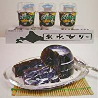 北海道羊蹄山 名水コーヒーゼリー 8個入