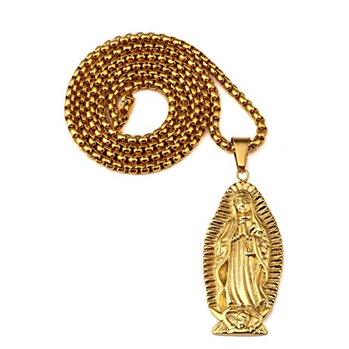 nyuk-virgin-mary-para-hombre-cadena-de-hip-hop-18-k-oro-collar