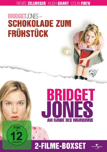 Bridget Jones: Schokolade zum Frühstück / Am Rande des Wahnsinns [2 DVDs] hier kaufen