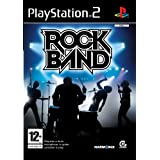 Rock Band - Game Only (PS2)by Electronic Arts