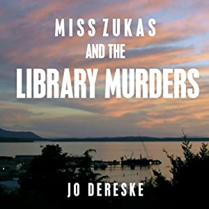 Miss Zukas and the Library Murders Audiobook
