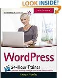 WordPress 24-Hour Trainer