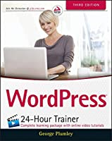 WordPress 24-Hour Trainer, 3rd Edition Front Cover