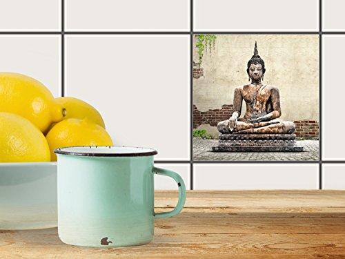fliesenfolie selbstklebend 15x15 cm 1x1 design relaxing. Black Bedroom Furniture Sets. Home Design Ideas