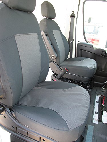 Durafit Seat Covers.2013+ Dodge Promaster Van Exact FitbFront Bucket Seat Covers (Dodge Promaster Seat Covers compare prices)