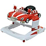 Combi All in One Activity Walker, Red