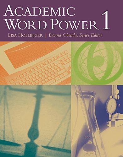 Academic Word Power 1