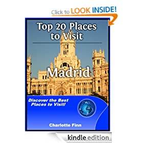 Top 20 Places to Visit in Madrid, Spain (Travel Guide)