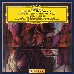フルニエ(Vc) セル指揮/ベルリン・フィルほか ドヴォルザーク:チェロ協奏曲&ハイドン:チェロ協奏曲第2番のAmazonの商品頁を開く