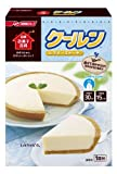 日清お菓子百科 クールン レアチーズケーキ 130g×6個