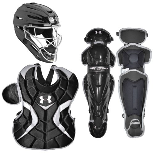 Under Armour Youth PTH Victory Catchers Set (Catcher Gear compare prices)