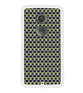 Colourful Pattern 2D Hard Polycarbonate Designer Back Case Cover for Motorola Moto X2 :: Motorola Moto X (2nd Gen) :: Motorola Moto X 2014 :: Motorola Moto X+1