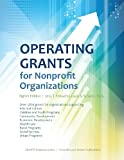 img - for Operating Grants for Nonprofit Organizations 2013 book / textbook / text book