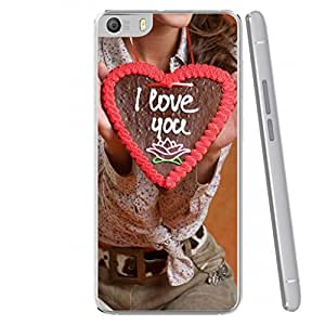 a AND b Designer Printed Mobile Back Case / Back Cover For Micromax Canvas Fire 4 A107 (MIC_A107_2747)