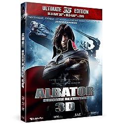 Albator : Corsaire de l'espace - Blu-ray 3D + Blu-ray + DVD [Blu-ray]