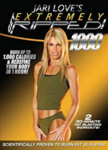 Jari Love: Get Extremely Ripped 1000 [DVD] [2009] [Region 1] [US Import] [NTSC]