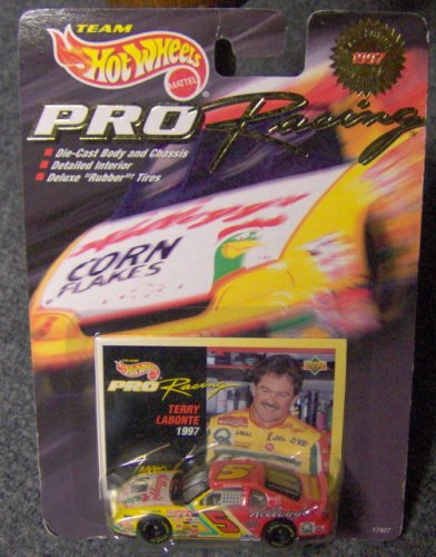 Hot Wheels Pro Racing Terry Labonte 1997 - 1
