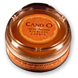 New - Candle Breeze Small Cand-o Fresh Orange by Candle Breeze ~ Candle Breeze