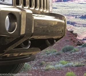 jeep commander 2006 2010 front tow hooks oem mopar automotive. Black Bedroom Furniture Sets. Home Design Ideas