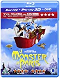 A Monster in Paris (Blu-ray 3D + Blu-ray + DVD)