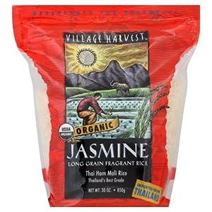 Amazon.com : Village Harvest - Organic Jasmine (Thai Hom